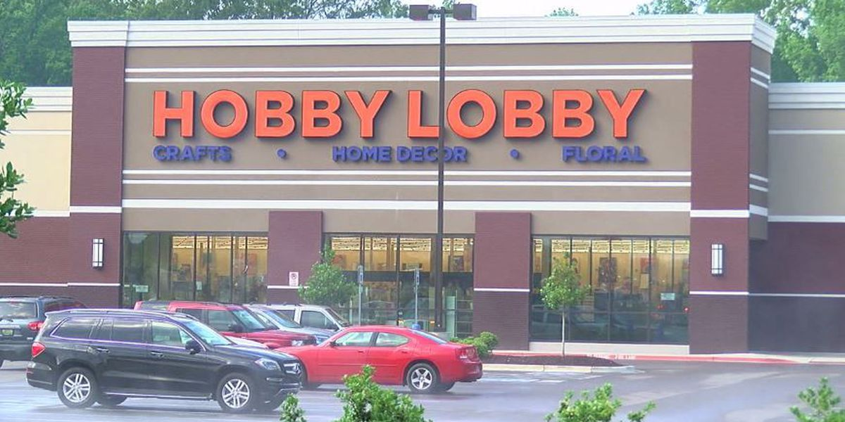 Police called on man at Hobby Lobby who was trying to make a return