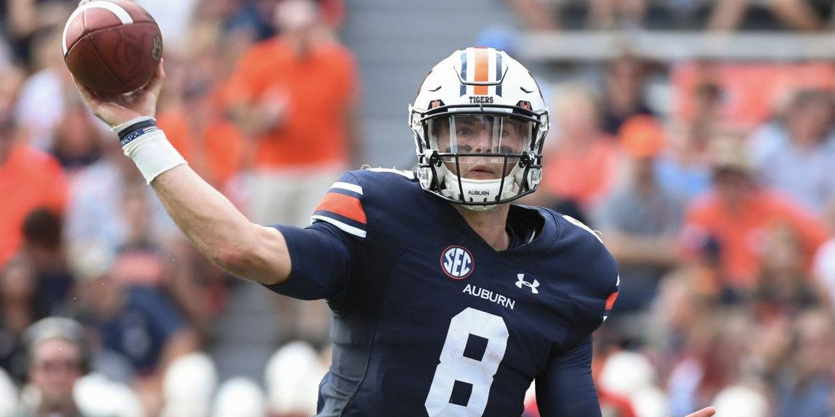 Stidham opens up about Iron Bowl win, Auburn fans