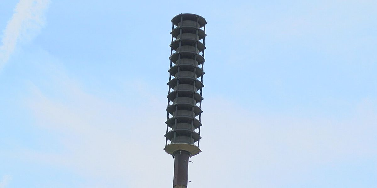 City of Asheville phasing out outdoor sirens