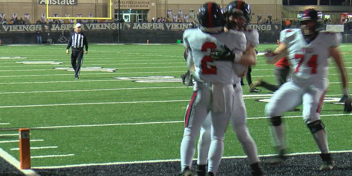 Sideline Game of the Week: Central-Clay Co. defeats Jasper 20-7 to advance in 5A Playoffs