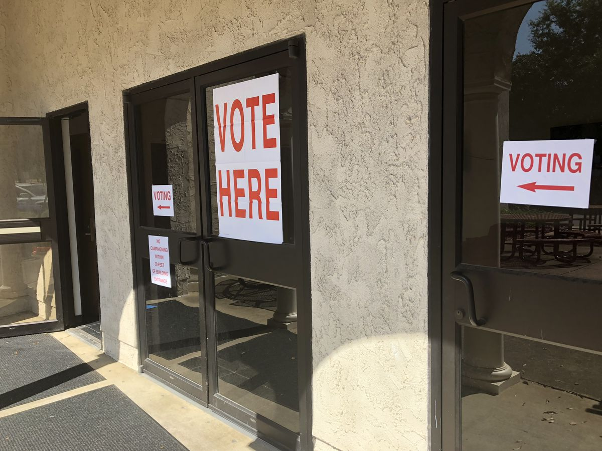 COVID-19 precautions in place during Tuscaloosa municipal elections
