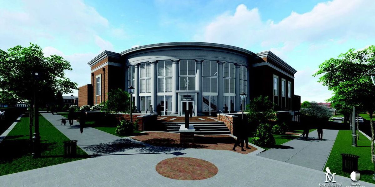 University of Montevallo to open new Center of the Arts this summer