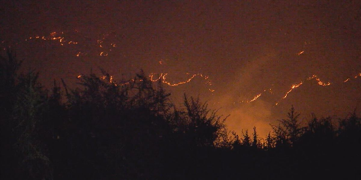 Fire risk increases as drought continues