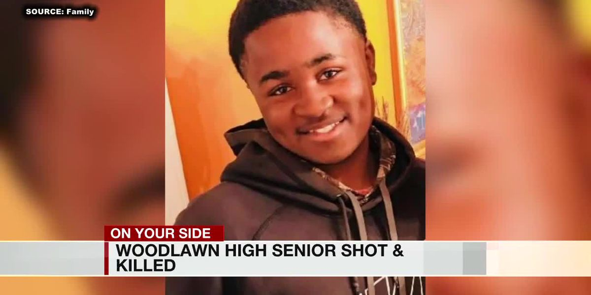 Woodlawn High School senior shot and killed