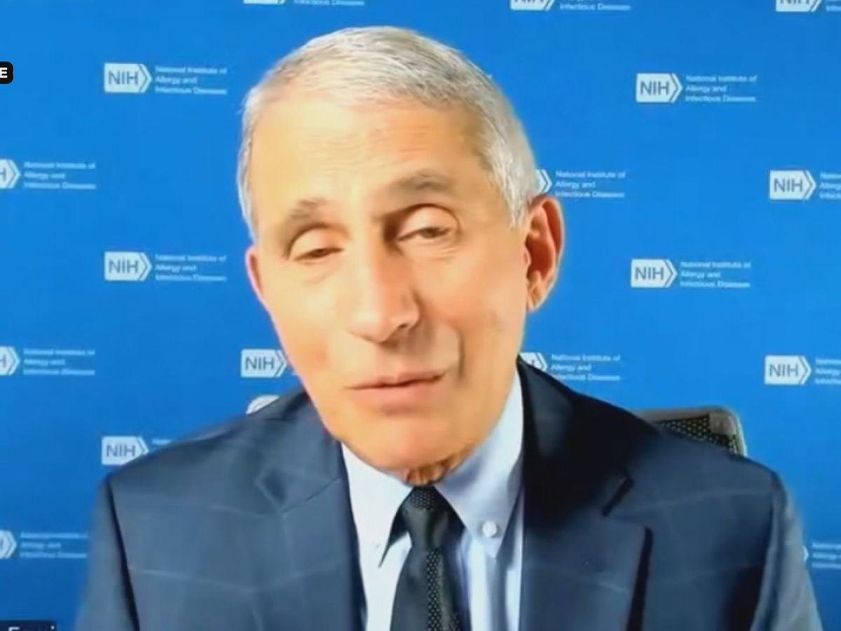 Dr. Fauci apologizes for comments on UK vaccine review process