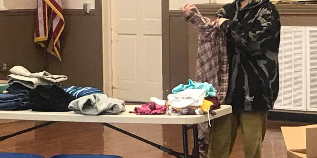 Hale Co. continues storm clean up and donation drive
