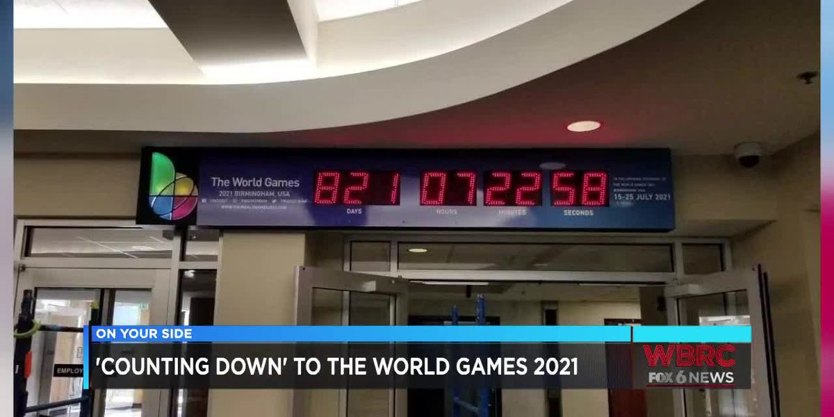 Counting down to the World Games 2021