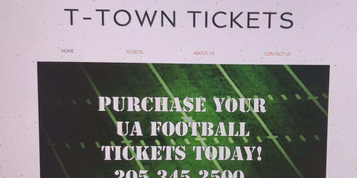 Ticket sales in demand for LSU-Alabama game