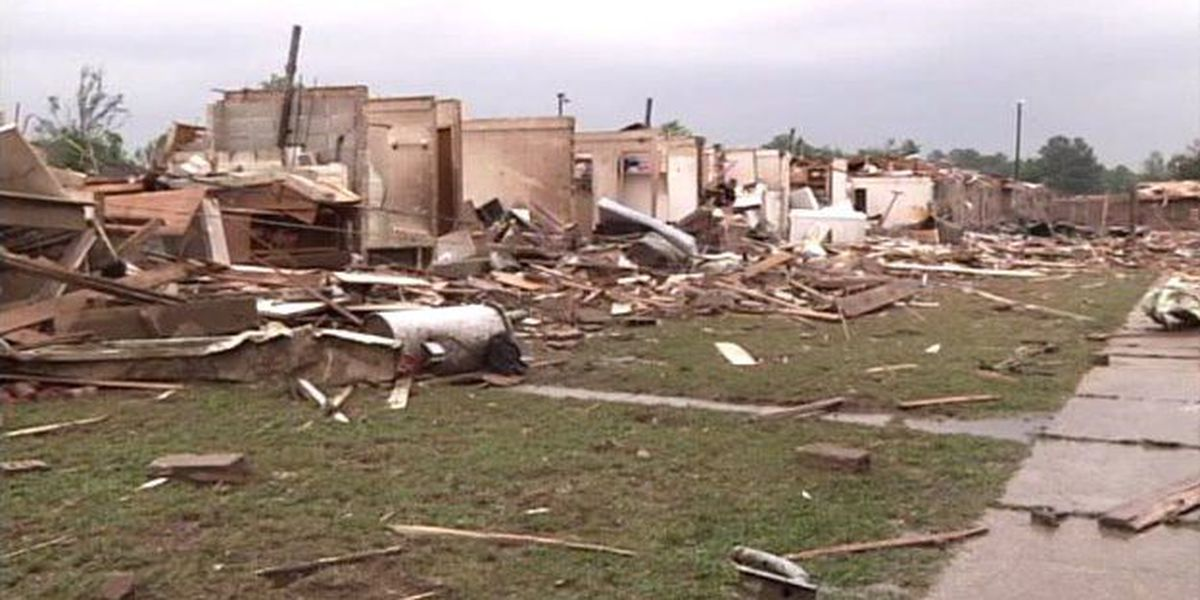 Rosedale community to commemorate April 27, 2011 tornado