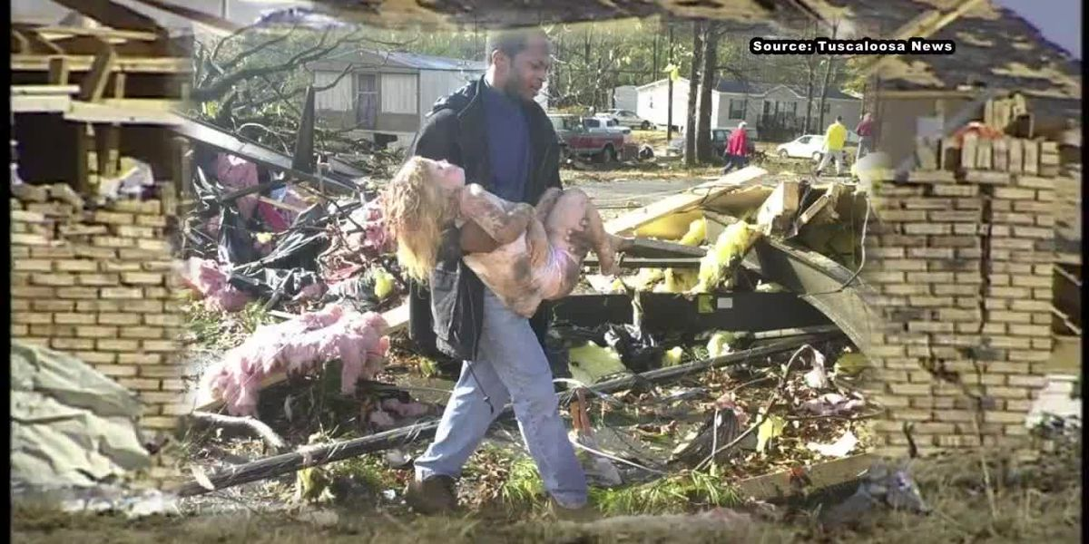 20th Anniversary of deadly tornado outbreak in Alabama