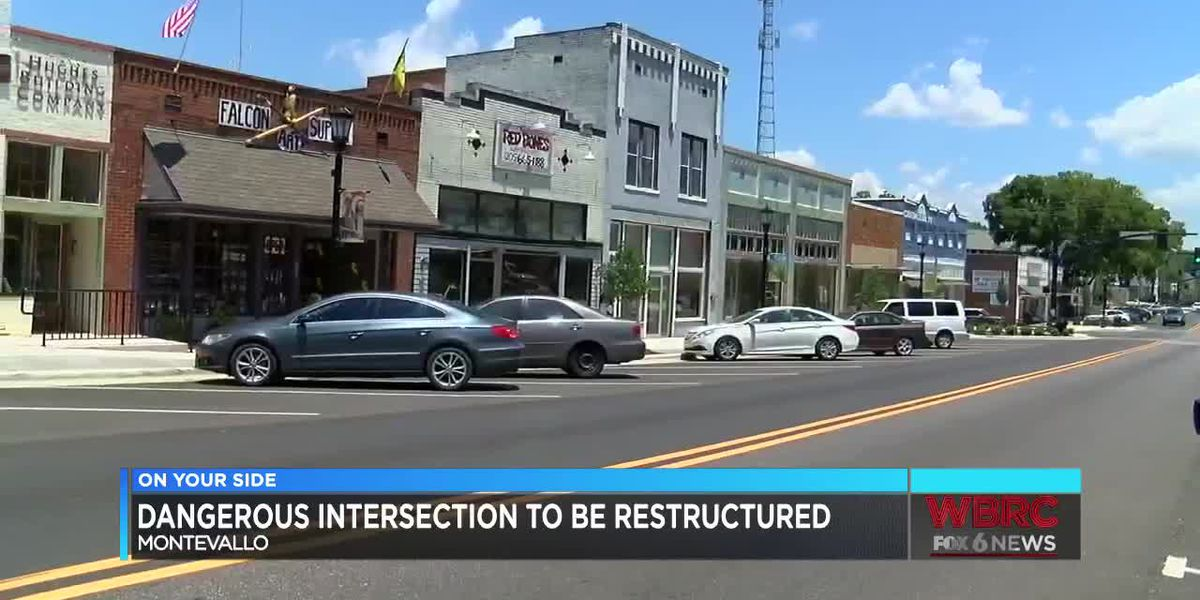 Dangerous Montevallo intersection to be restructured