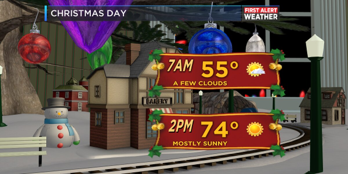 fred most of christmas eve will be dry - Fred Christmas