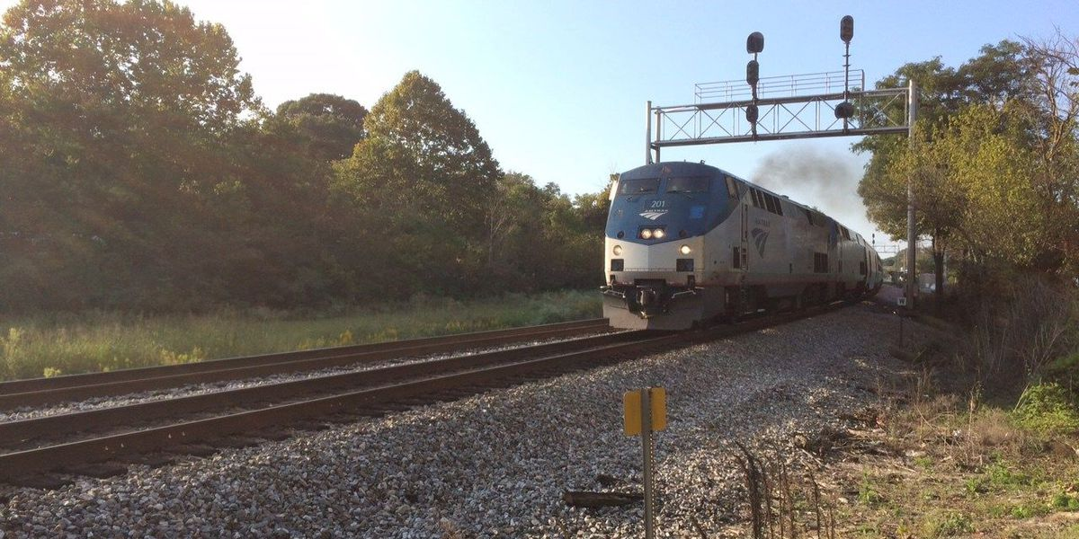 Bike-friendly Amtrak stops include Birmingham and Tuscaloosa, but not Anniston