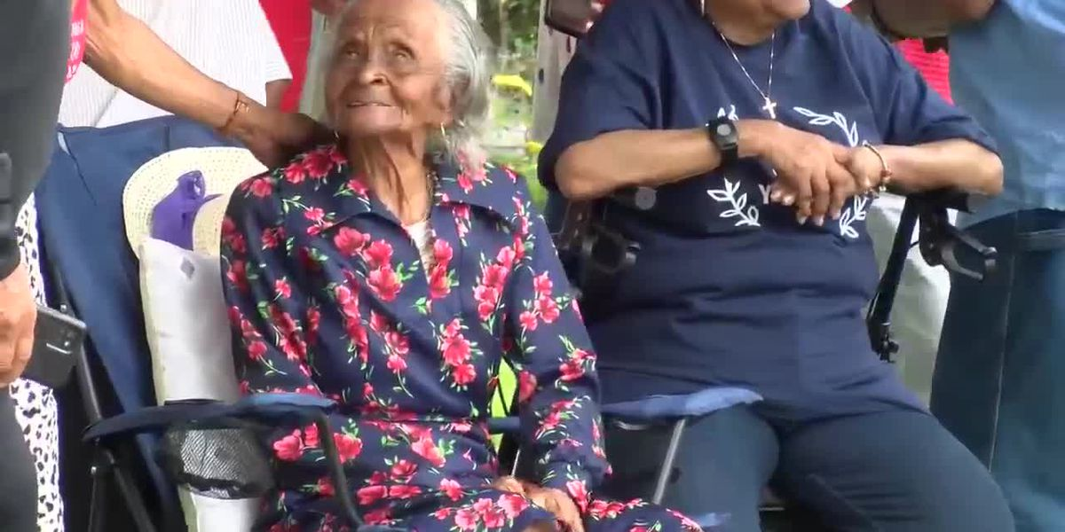 100th birthday celebration held for Montgomery native