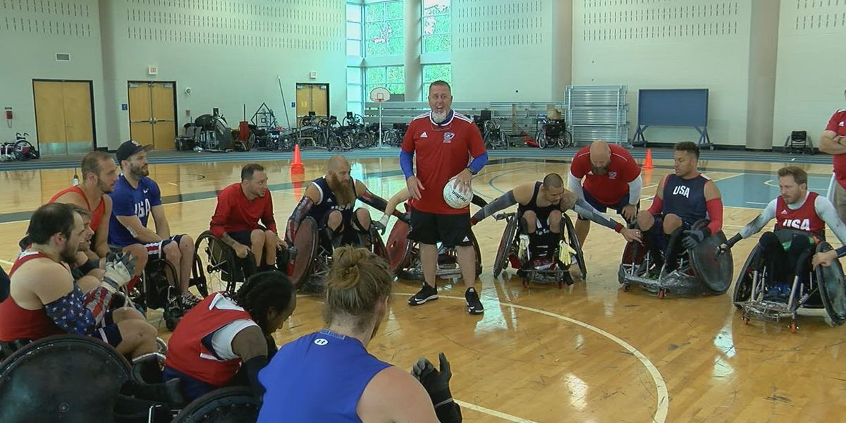 USA Wheelchair Rugby Team ready to compete for spot in 2020 Paralympic Games