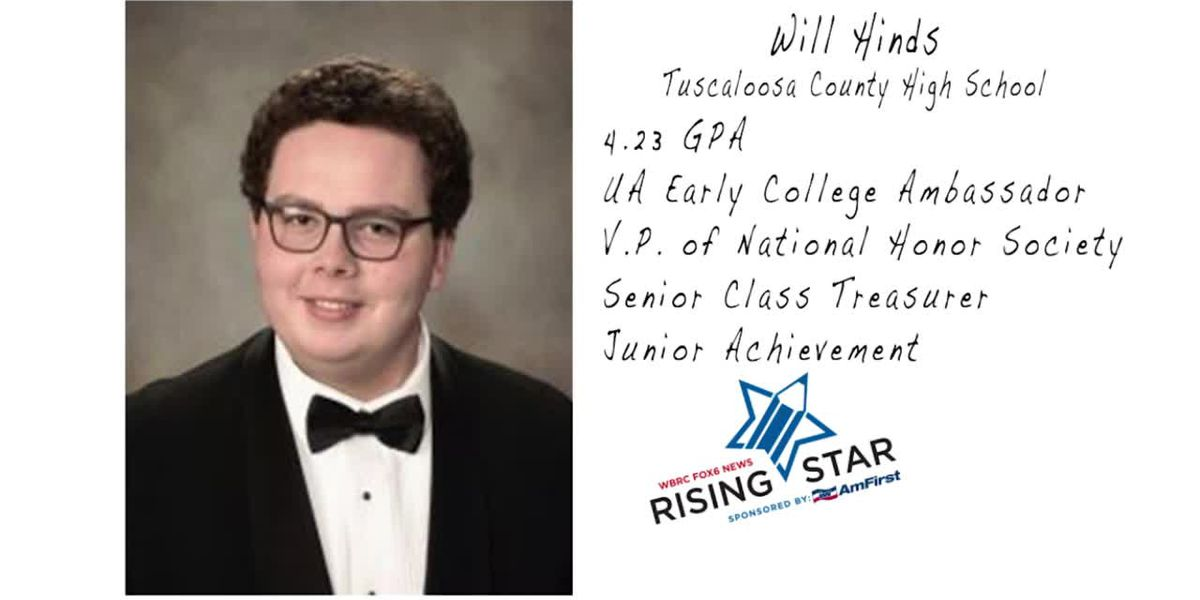 Rising Star: Will Hinds