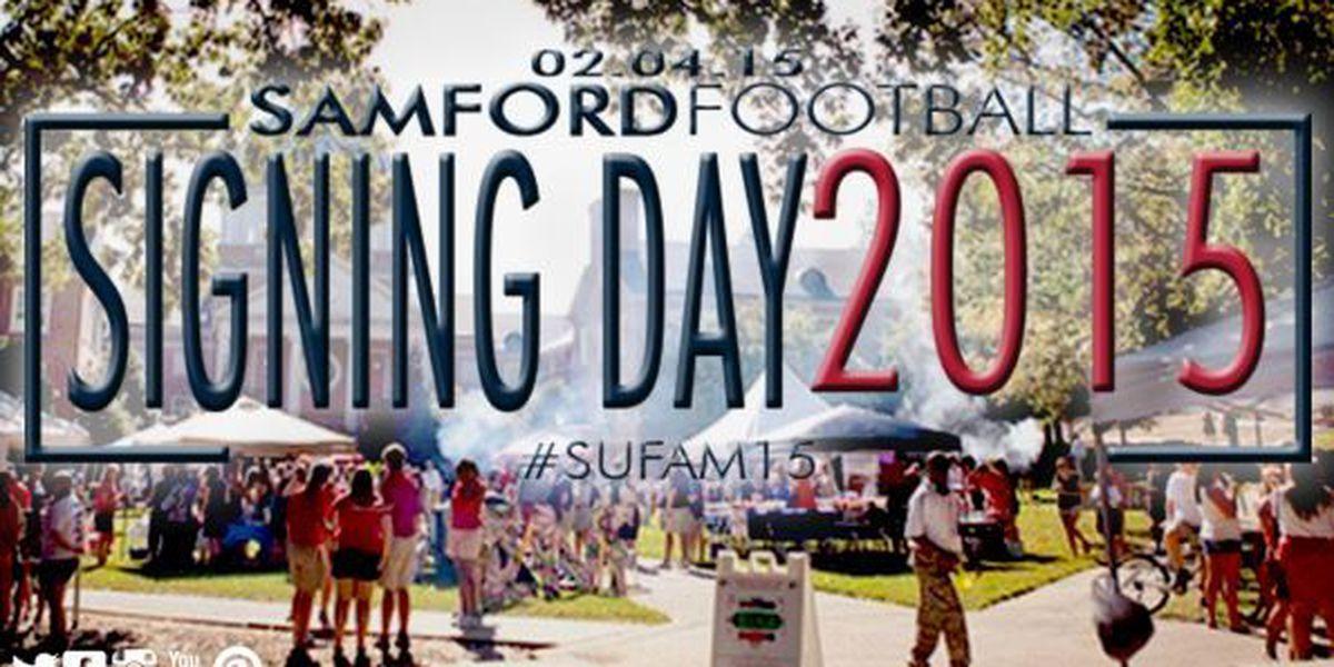 Hatcher announces first Samford signing class