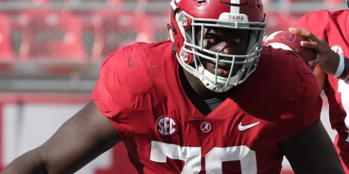 Tide's Alex Leatherwood to return for another season