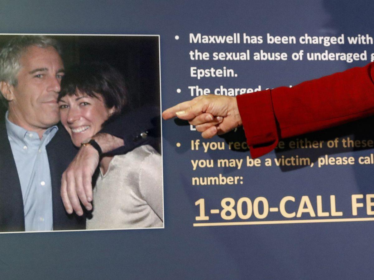 July 14 bail hearing date set for Epstein's ex-girlfriend