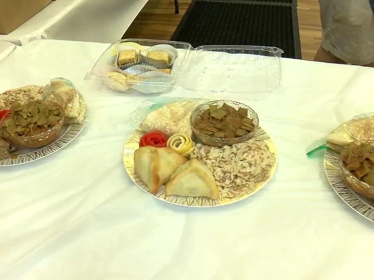 St. Elias Lebanese Food Festival in Birmingham