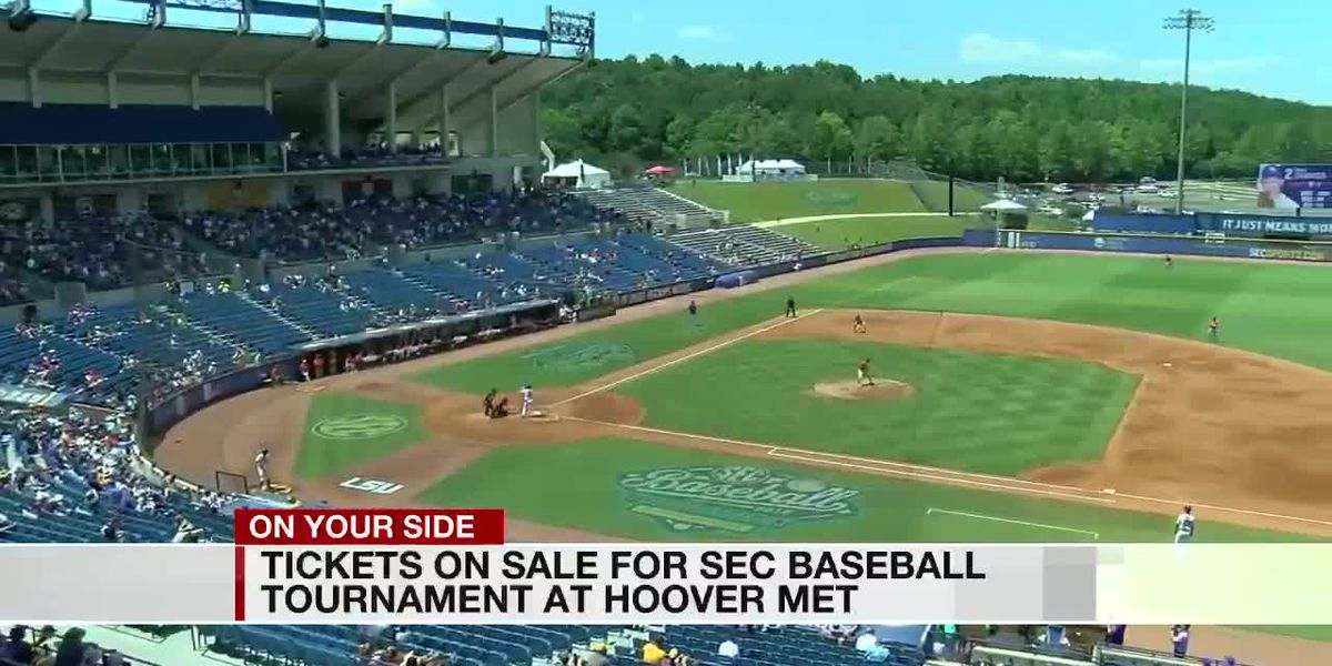 Tickets almost sold out for SEC Baseball Tournament