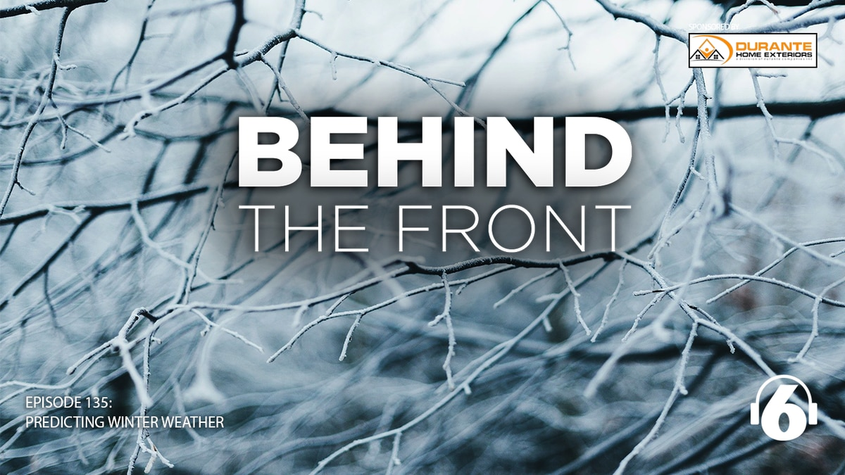 Behind the Front: Predicting Winter Weather