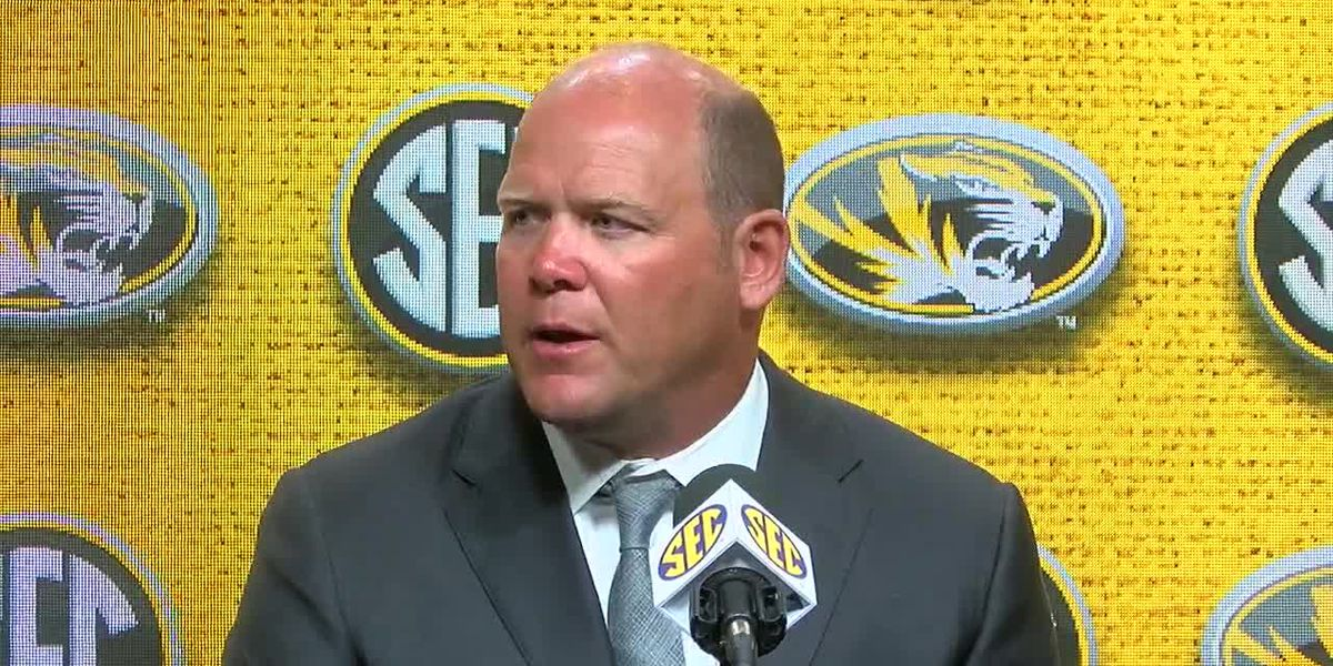 Mizzou Head Coach Odom speaks on rift with Tennessee Head Coach Pruitt