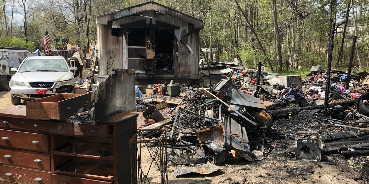 Tuscaloosa Fire Rescue safety issues reminder after trash fires burn two homes