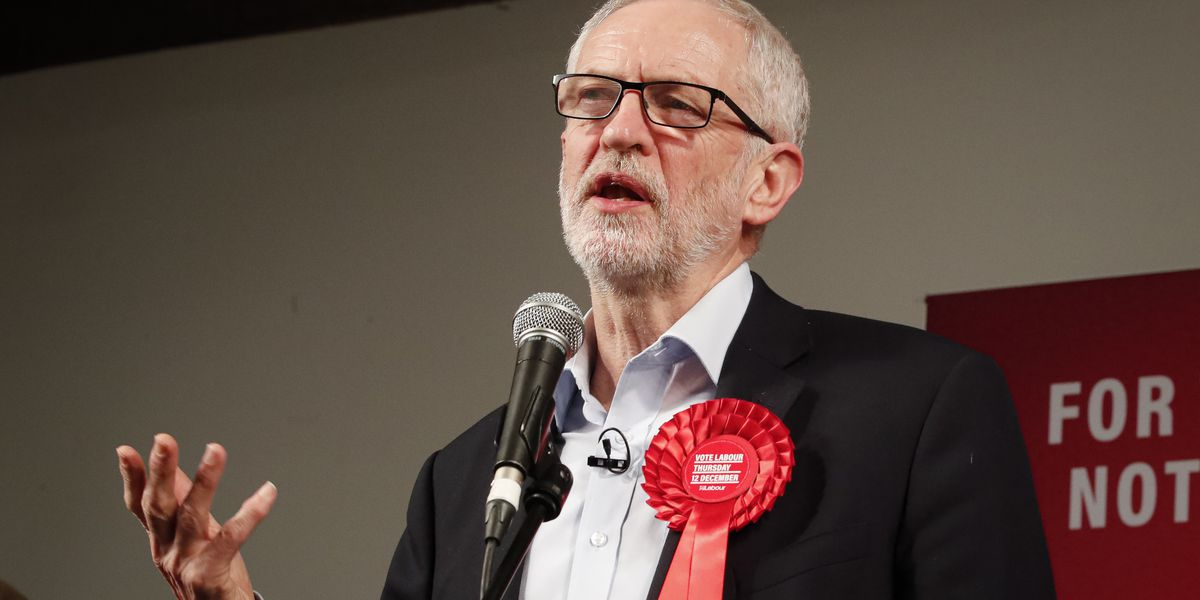 UK Labour leader says anti-Semitism brings shame on party