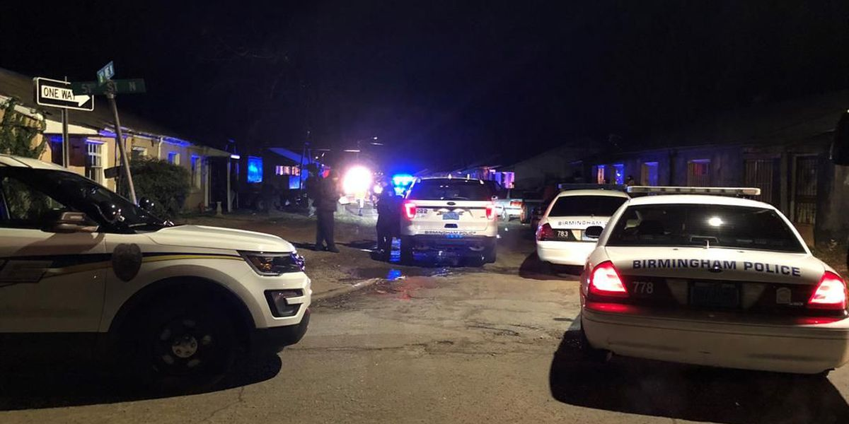 Police investigating shooting at Birmingham home