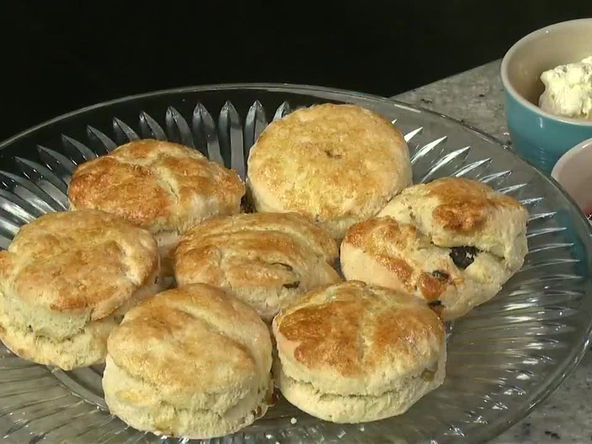 Little London Kitchen: Scones