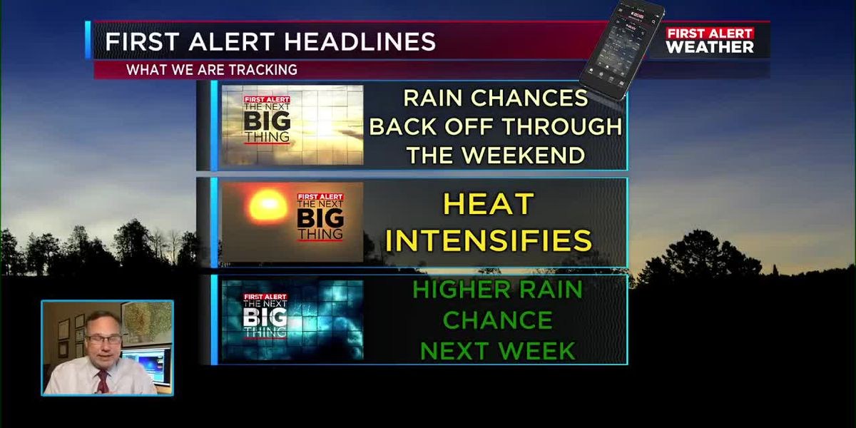 First Alert Weather 9p 8-7-20