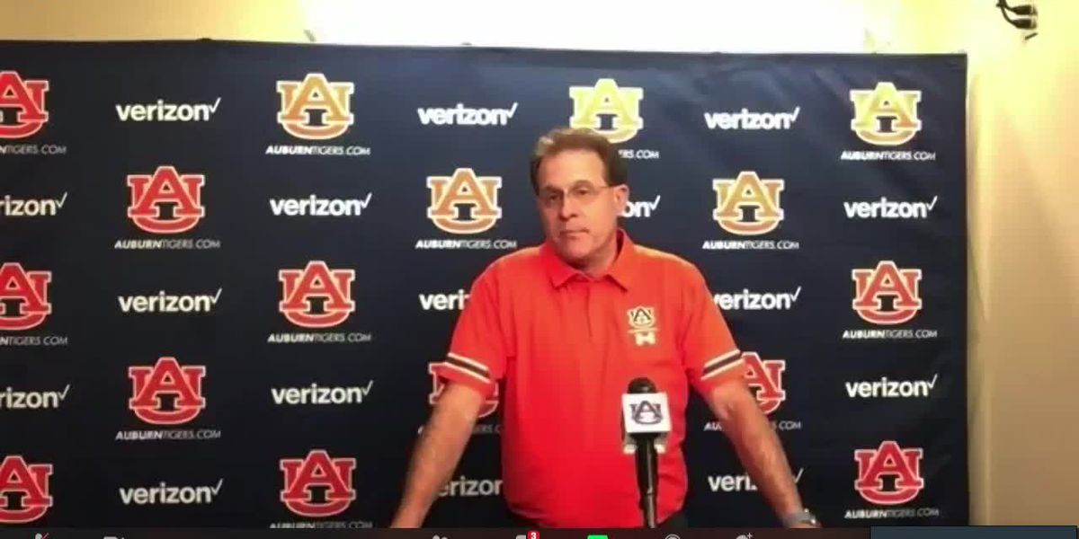 Coach Malzahn: Some players will be out again Saturday because of COVID-related issues