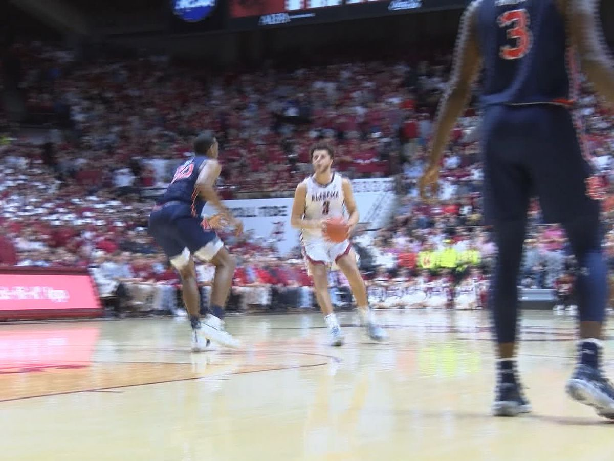 Alabama and Auburn Men's Basketball games postponed