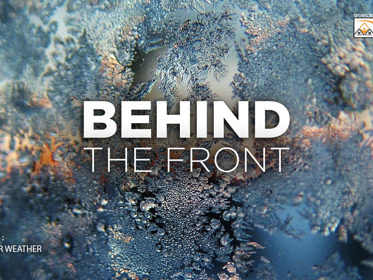 Behind the Front: 2020 Winter Weather