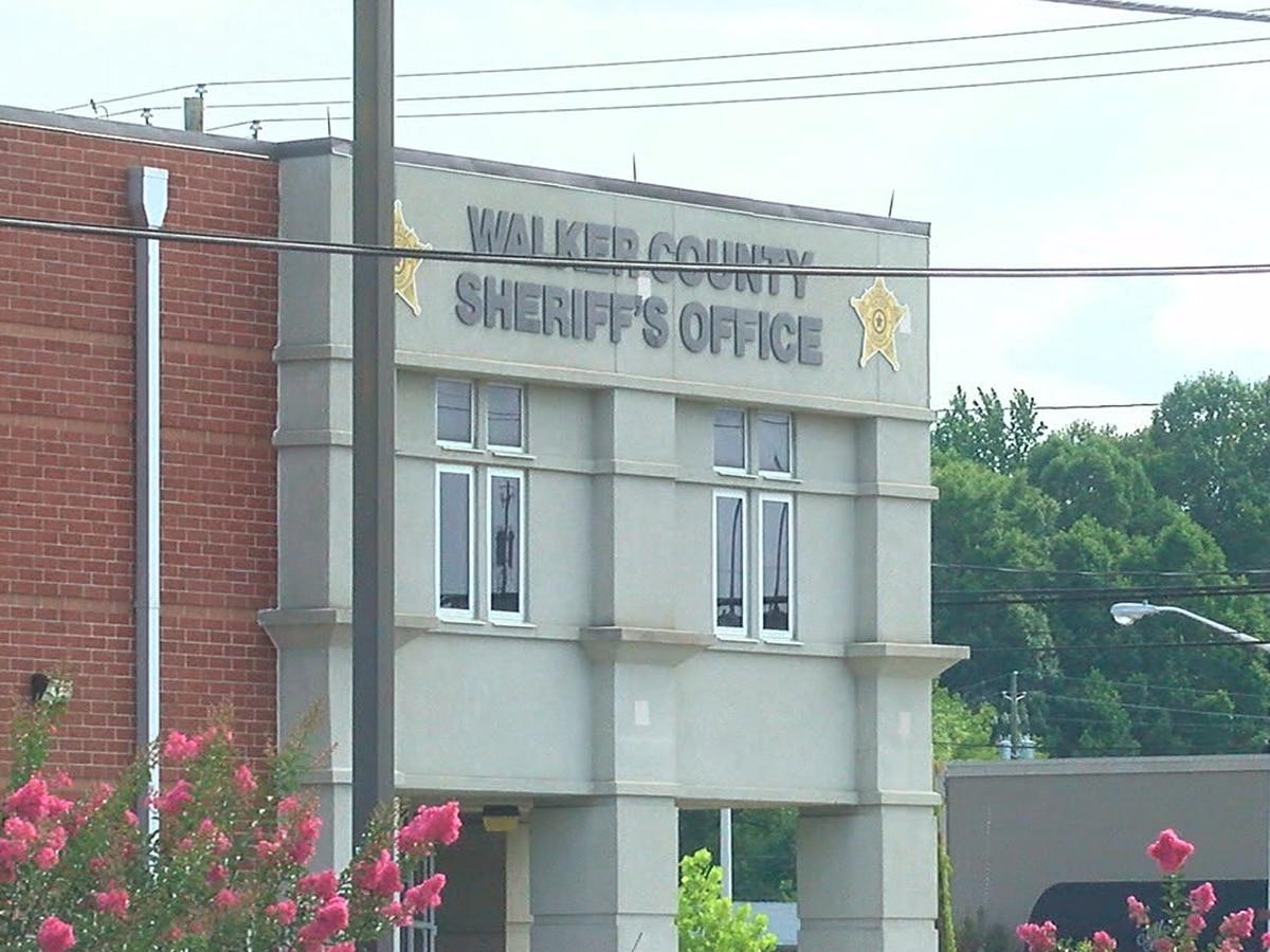 Death investigation at Walker County jail