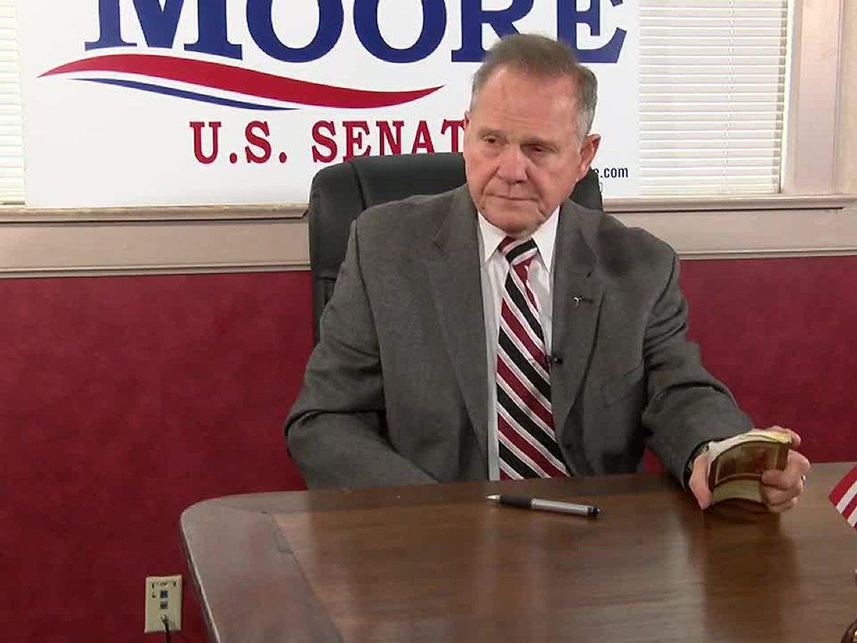 Candidate Profile: Judge Roy Moore making second Senate run