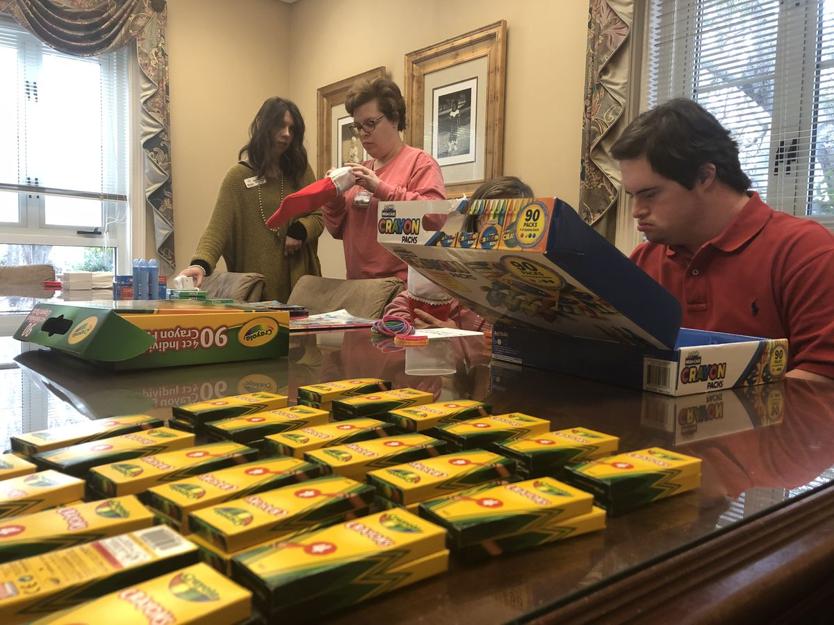 UA's RISE program donates Christmas gifts to kids in Haiti