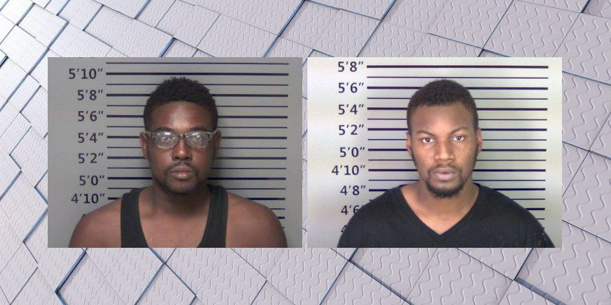 Three facing charges in Trussville after robbery of elderly woman