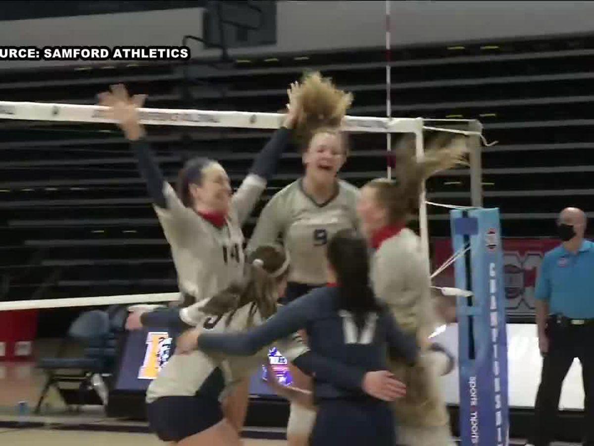 Samford Women's Volleyball team headed to NCAA tournament
