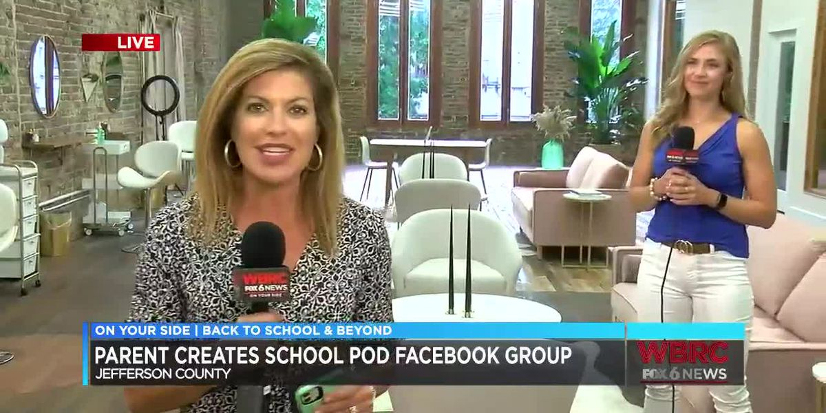 Parent Creates School Pod Facebook Group
