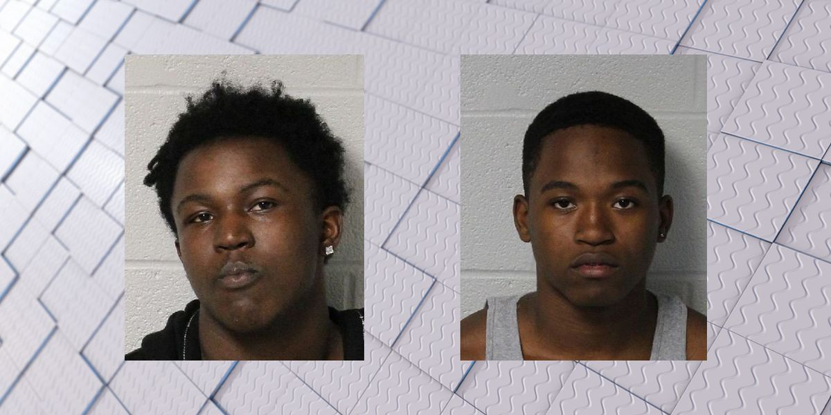 Two arrested on robbery charges in Hoover