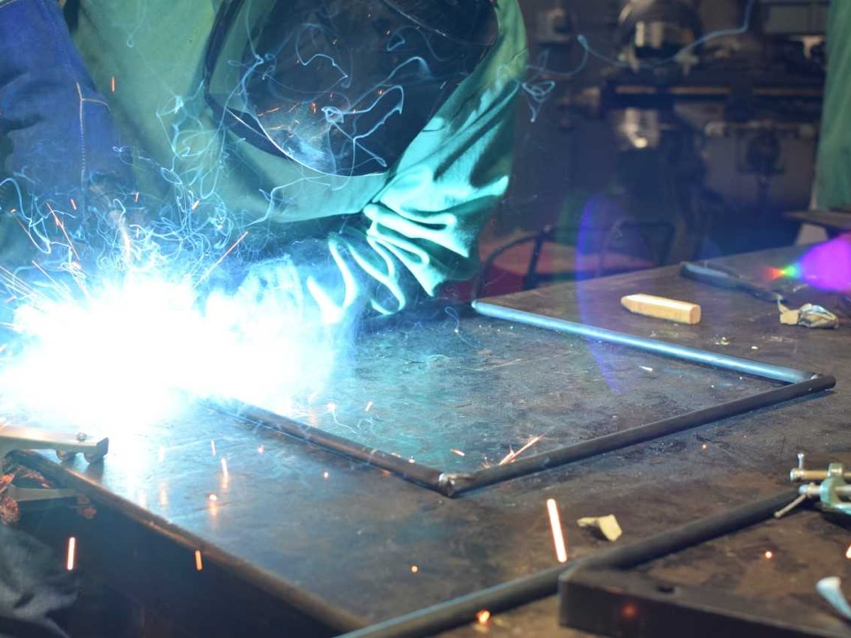 Heat up your Valentine's Day with a welding class