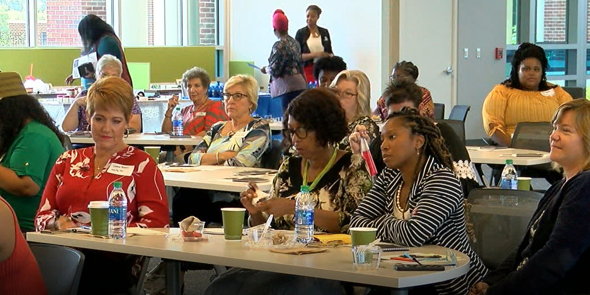 Tuscaloosa Builds hosts first ever women in business conference