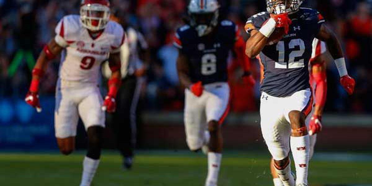 Karle's Korner: Auburn smashes Arkansas 56-3: Did the Iron Bowl just get a bit more interesting?