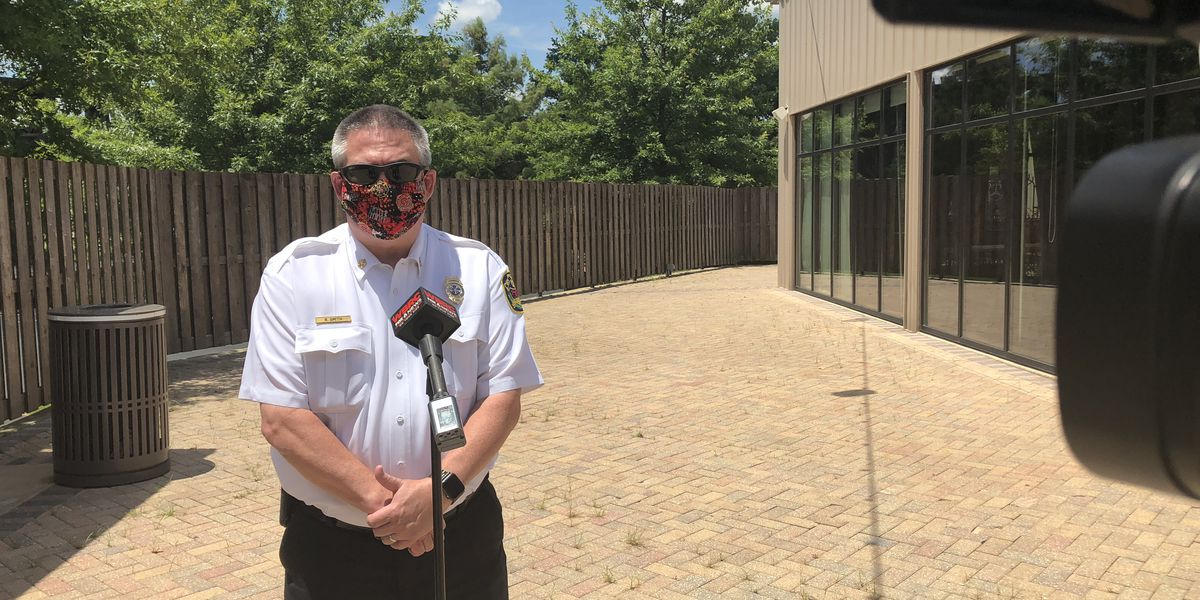 More than two dozen Tuscaloosa fire fighters off work for coronavirus-related issues