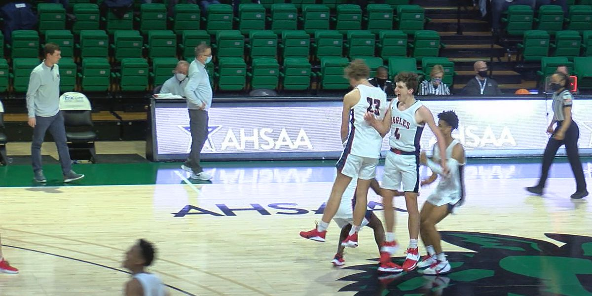 Oak Mountain boys basketball to play in first-ever state championship game