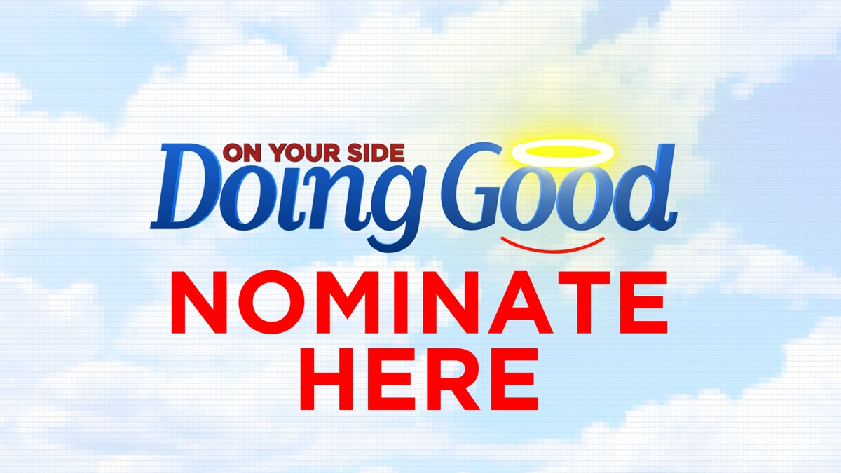"""Know someone """"Doing Good""""? Nominate them!"""