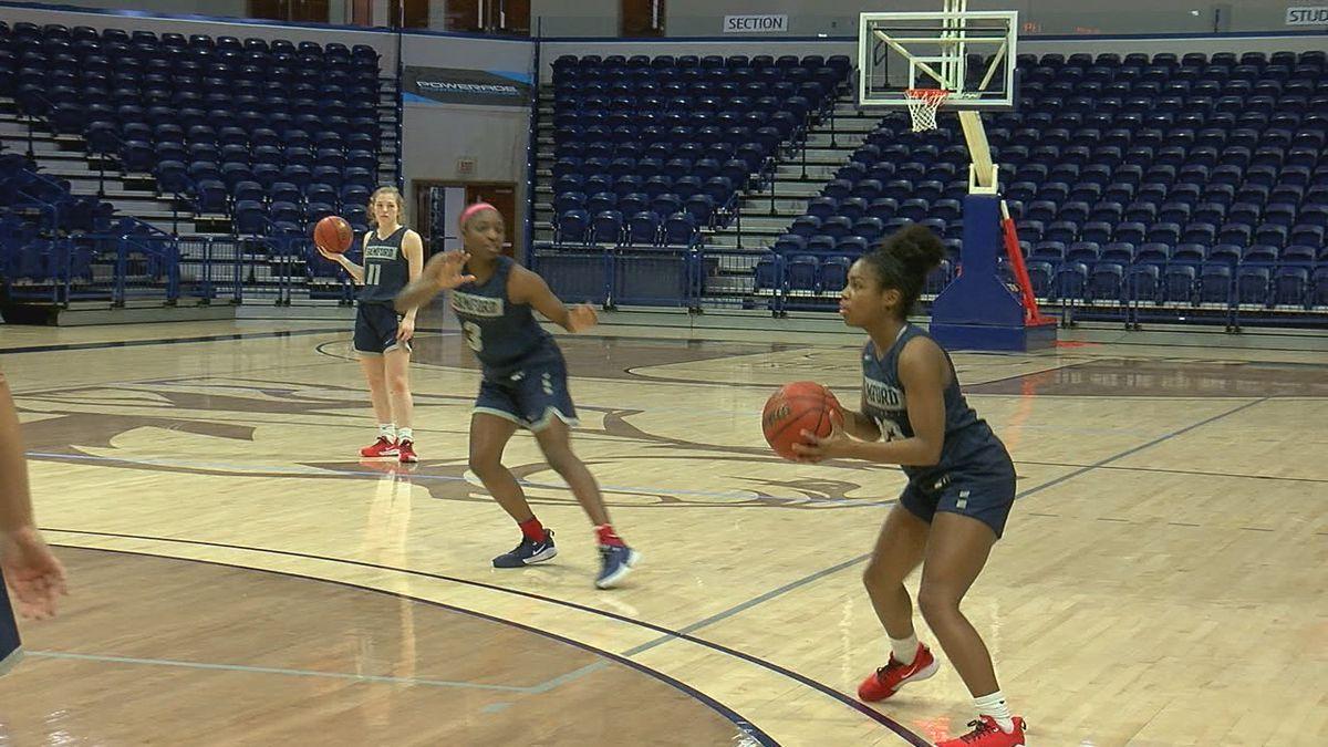Samford women's basketball earn top seed in SoCon tournament
