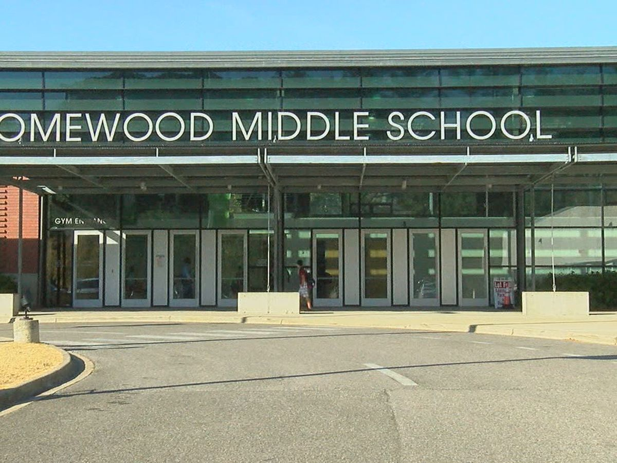 Homewood City Schools to start with alternate schedule for middle/high school students